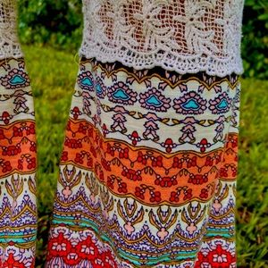 Colorful & Fun Boho Pants 🌼🌸🌼